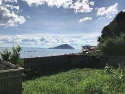 糸島の実家での食事