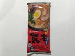 マルタイ 熊本黒マー油とんこつラーメン