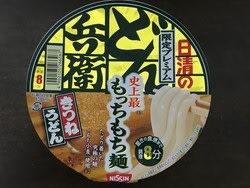 日清どん兵衛(史上最もっちもち麺)