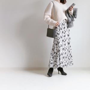 Code♡UNIQLOに見えないと驚かれる美ラインスカート