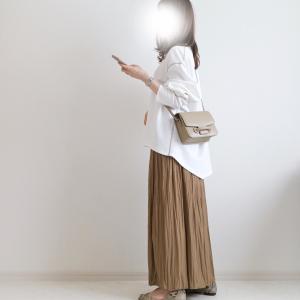 UNIQLO史上最高にらくちんなスカート!