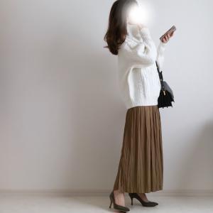 UNIQLOスカート見えパンツが秋も使える!