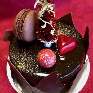 パティスリールシェルシェ の クリスマスケーキ