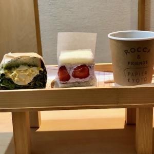 ROCCA&FRIENDS PAPIER 京都・四条烏丸