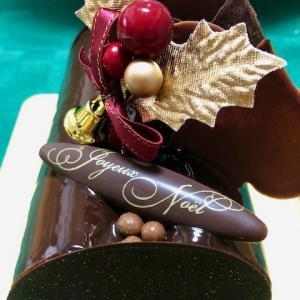 レ ・グーテのクリスマスケーキ