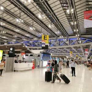23日、日本へ戻ります