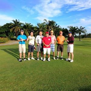 17日、Tanya Golfへ