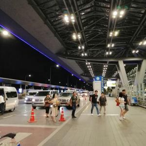 19日、日本へ戻ります