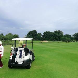 11日、Muang Kaew Golfへ