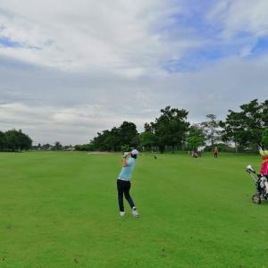 12日、Thanont Golfへ