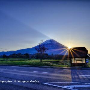 今日の富士山 2019 11/1