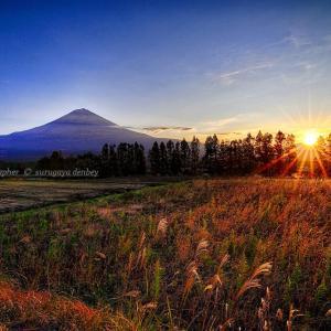 今日の富士山 11/10撮影