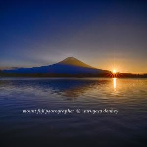 Today's mount fuji  2020 10/21撮影