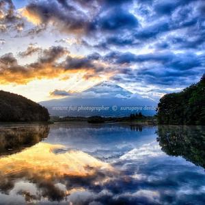 ウユニ塩湖【田貫湖】