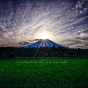 Today's mount fuji 2021 7/13撮影