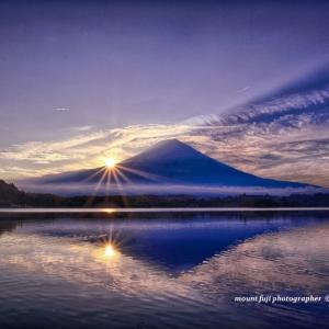 Today's mount fuji 2021 8/1撮影