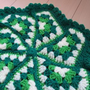 手編みのおざぶ