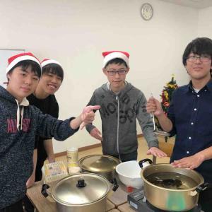 クリスマスイベント〜鍋パーティー〜