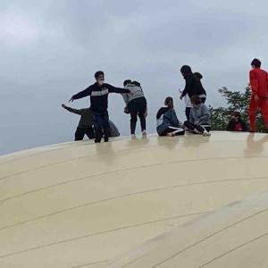 スクーリング 十勝満喫コース エコパ&ホテル
