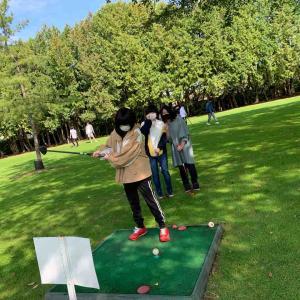 スクーリング 十勝満喫コース パークゴルフ