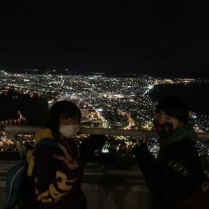 修学旅行〜函館山からの夜景〜