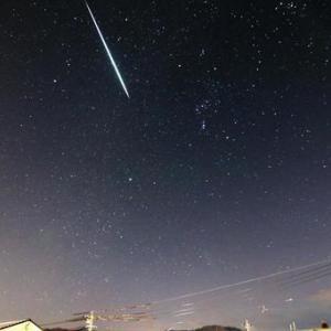 【火球】九州各地で火の玉の目撃情報が相次ぐ