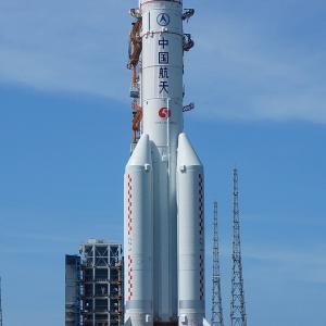 中国ロケット制御不能がTwitterトレンド入り…中国が大型ロケット「長征5号B」をわざと落下させる理由