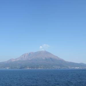 【山体膨張】鹿児島・桜島が噴火!噴煙1000メートルを上げる…地殻変動も観測