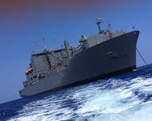 サイパン・・・us naval ship(米海軍船)