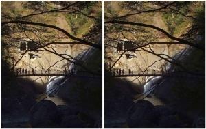 山光水色 久自の秋(3)