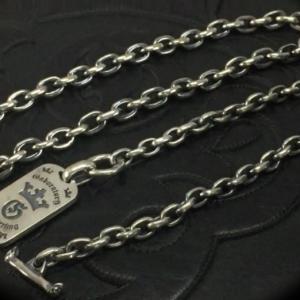 [動画] ガボラトリーのネックレス, スモール オーバル チェーン ネックレス [Youtube]
