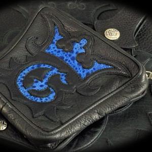 [動画] ガボラトリーのバッグ,  G&Crown トライバル フロッグ インレイ ヒップバッグ [Youtube]