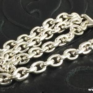 [動画] ガボラトリーのネックレス, スモールオーバルチェーン ネックレス [Youtube]
