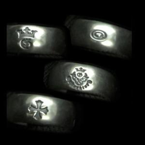 [動画] ガボラトリーのリング, マルチ エングレーヴド ラージ スムースH.W.O リング [Youtube]
