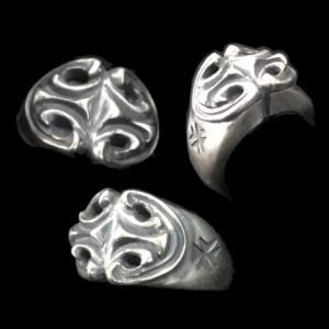 [動画] ガボラトリーのリング,  スカルプテッドオーバル リング [Youtube]