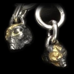[動画] ガボラトリーのネックレス, ゴールドサダー エイリアン ネックレス [Youtube]