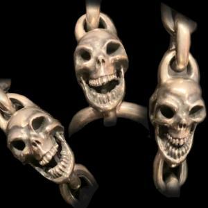 [動画] ガボラトリーのブレスレット, 5ラフィング スカル ブレスレット/ 5 Laughing Skulls Bracelet [Youtube]