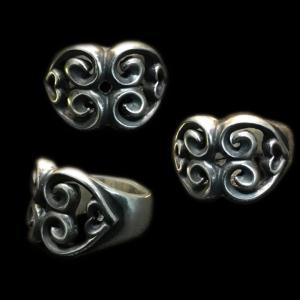 [動画] ガボラトリーのリング, ダブルハートリング Double Heart Ring [Youtube]