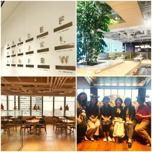 人ありき、ライブでオフィスを見学@KOKUYO名古屋ライブオフィス
