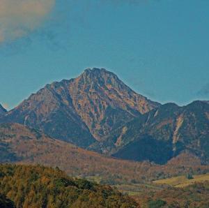 八ヶ岳連峰の主峰「赤岳」