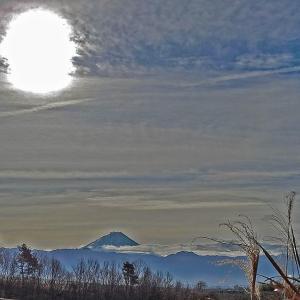 富士山望遠