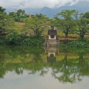 水面の情景