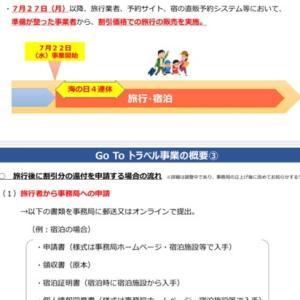 どうみん割りからGo  To トラベル 北海道民のみなさん!北海道を旅しよう