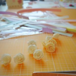 薔薇の特訓