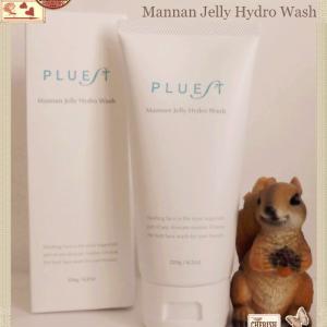 PLUEST(プルエスト)  Mannan Jelly Hydro Wash