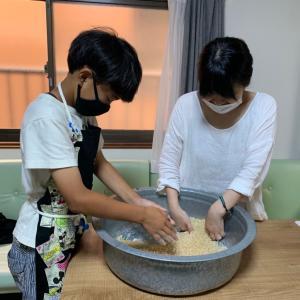 ★初めての米糀づくり