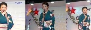 H21.1.10思い出の演歌歌手。多岐川舞子、石北本線。キャンペーン、三木町ダンヒル