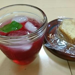 手作り【赤シソジュース】の効果はアンチエイジング、ダイエット等飲まなきゃ損!