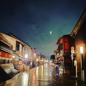 武蔵梵天一門 in 京都