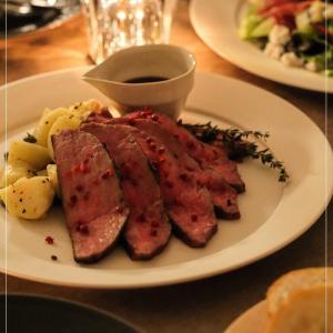 北欧のビルトインオーブンでスーヴィー料理!